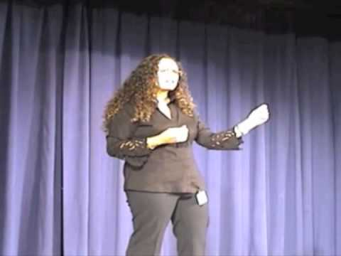 TEDxYouth@Hewitt - Ileana Jiménez and LREI Feminist Activists -