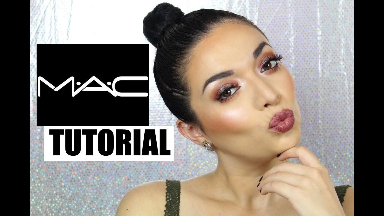 One Brand Makeup Tutorial: MAC Cosmetics