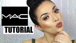One Brand Makeup Tutorial: MAC Cosmetics