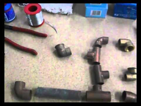 Trabajos de fontaner a piezas e inicio youtube - Trabajos de fontaneria ...