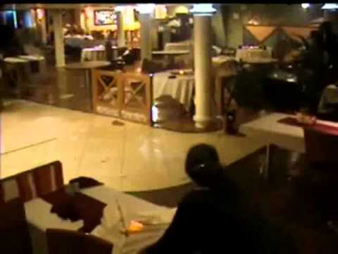 Dining In Cruise Ship Hit By Big Waves YouTube - Big wave hits cruise ship