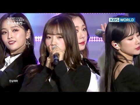 WJSN - I Wish / Secret | 우주소녀 - 너에게 닿기를 / 비밀이야  [2018 Pyeongchang G-50 Concert/ 2017.12.29]