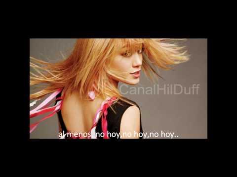 Hilary Duff - So Yesterday (español)