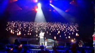 Repeat youtube video EMINEM 2011 - Lighters - LIVE - HD 1080p