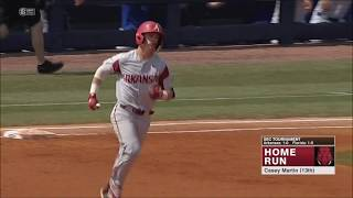 Arkansas vs. Florida (SEC Tournament Game 2)