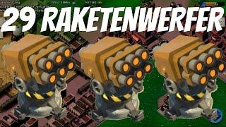 29 RAKETENWERFER !!! || BOOM BEACH || Let's Play Boom Beach [Deutsch/German HD Android iOS PC]