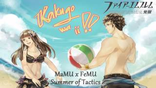 "Fire Emblem: Awakening - MaMU x FeMU: ""The Summer of Tactics"" (Main Theme)"