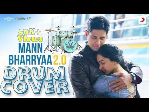 Mann Bharya Song | B Praak | Drum Cover | Prateek Sheth Dawesar | Official Video 2017