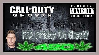 Call Of Duty Ghost! FFA Friday Throwback On Call Of Duty Ghost? FFA On Warhawk!