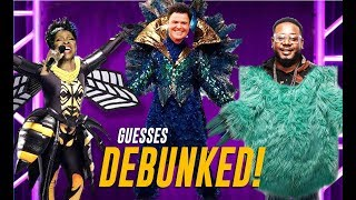 The Masked Singer: DEBUNKING Crazy Online Predictions! Who Are The 3 Finalists?