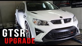 C&a auto fashion gives us a run down of recently modified hsv gstr. the factory supercharged lsa powered holden carries some choice modifications whilst st...