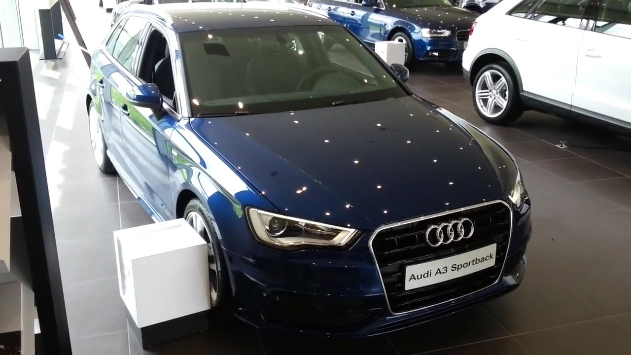 audi a3 sportback s line 2015 in depth review interior exterior youtube. Black Bedroom Furniture Sets. Home Design Ideas