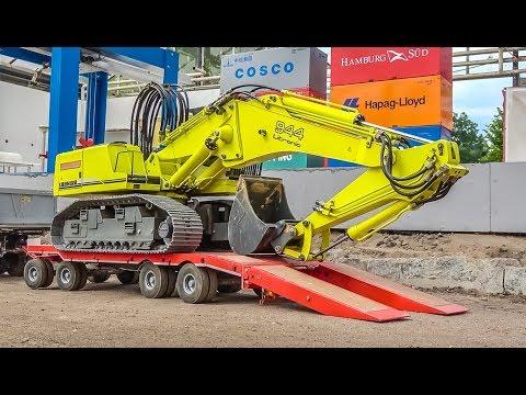 RC Trucks! Excavator! Heavy Transport, FAIL and HARD WORK!