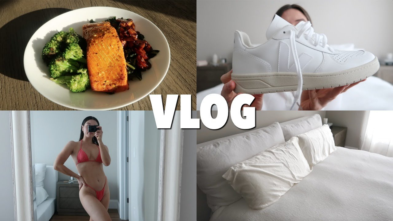 VLOG: a couple days in my life, target & revolve haul!