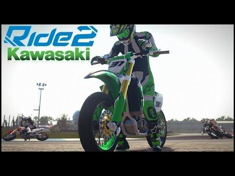 RIDE 2 - #57 Kawasaki KL SM 450F - Turnê Mundial