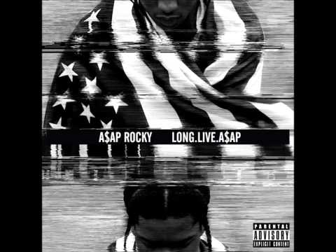 Ghetto Symphony (Chopped & Screwed) - A$AP Rocky ft. Gunplay & A$AP Ferg