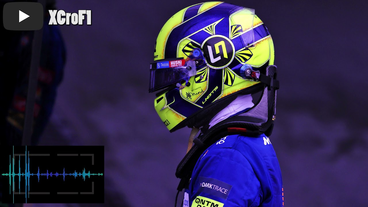 Download Lando Norris Reacts To Sochi Heartbreak 2021 Russian Grand Prix