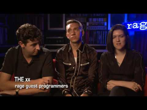 The xx discuss Loud Places on Rage