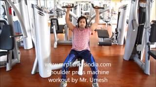 Gym Health Club Fitness center set up by MRP Fitness Bhubaneswar.