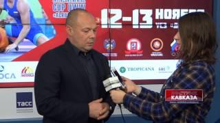 Борьба на Кавказе - это больше чем спорт, это часть культуры - Георгий Брюсов