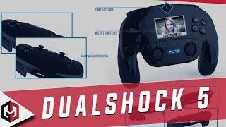 ¡¡EL DUALSHOCK 5 SERÁ ASÍ!! | Dualshock 5 - PS5 - Playstation 5