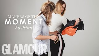 Video Makers of the Moment: Fashion (Behind the Scenes Photoshoot) | Glamour UK download MP3, 3GP, MP4, WEBM, AVI, FLV November 2017