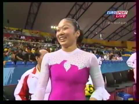 2006 Asian Games Gymnastics EF