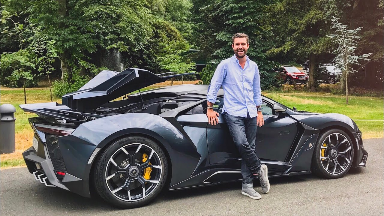 NEW Fenyr Supersport FIRST DRIVE - £1.4m Lykan Hypercar Successor Video