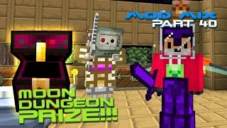 Modded Minecraft - Galacticraft Moon Dungeon Prize [40]