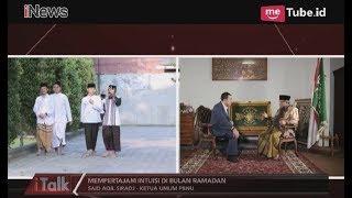 Mengupas Rutinitas Ketua Umum PBNU Said Aqil Siradj di Bulan Ramadhan Part 01 - iTalk 18/05