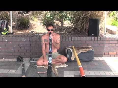 Street Music (Didgeridoo Groove)