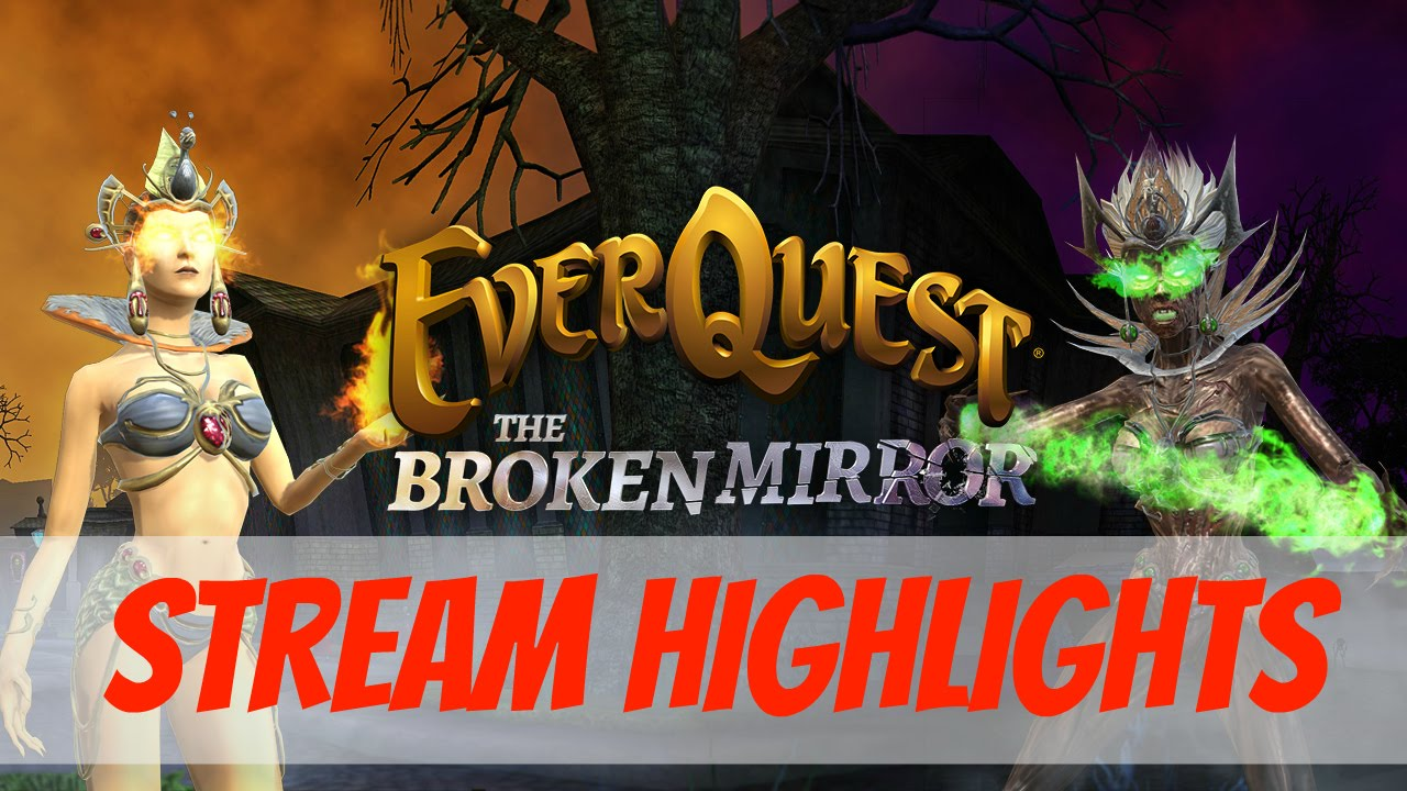 The Broken Mirror - Fanra's EverQuest Wiki