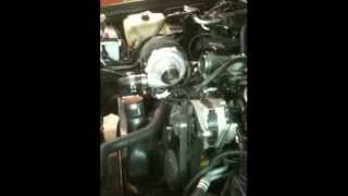 1987 Buick Turbo 3.8 Engine Removal
