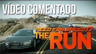 NEED FOR SPEED: THE RUN - VÍDEO COMENTADO (PT - BR)
