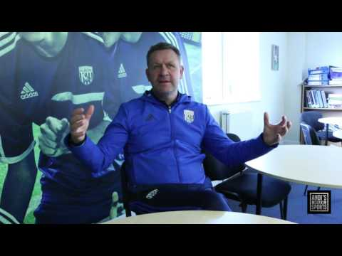 Pt 1/3 - Steve Hopcroft on Soho Albion, finding world class talent + producing Eng internationals