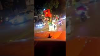 Xuống đường cổ vũ u23 Việt Nam