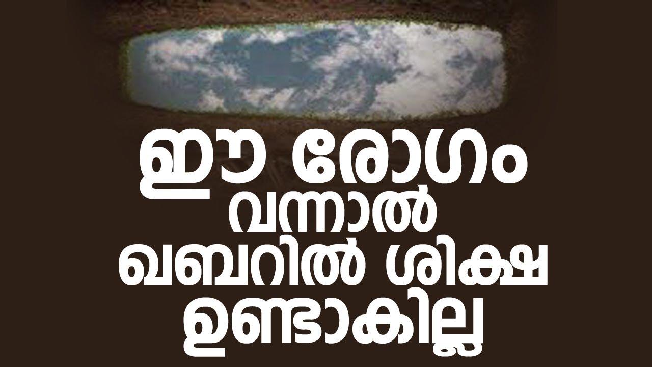 Download ഈ രോഗം വന്നാൽ ഖബറിൽ ശിക്ഷ ഉണ്ടാവില്ല | Malayalam Islamic Speech 2021