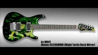 Joe Satriani Lords of Karma backing track
