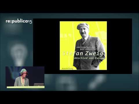 re:publica 2015 – Ulrike Guérot: The European Republic is Under Construction