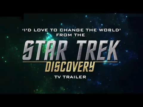 Thumbnail: Star Trek: Discovery Trailer Music [Netflix Original] | I'd Love To Change The World