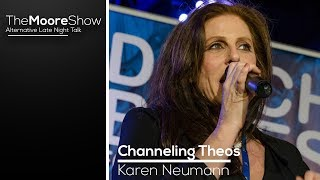 Karen Neumann Channeling THEOS  A Non Physical Collective of Beings