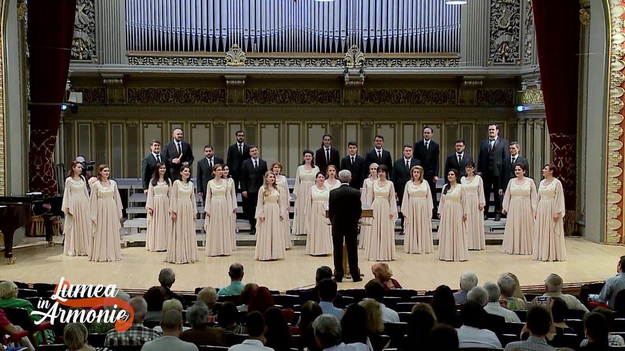 """Lumea în armonie. Corul de cameră """"Preludiu"""", 48 de ani de la primul concert (21 11 2020)"""