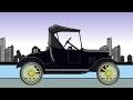 Americano Hod - Rod | Czarny Ford Modelo T