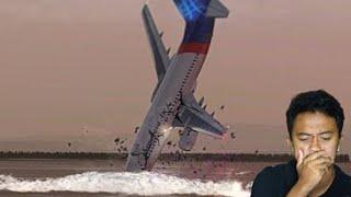 Merinding! Beginilah Ilustrasi Kronologi Tragedi Sriwijaya Air SJ 182!!!