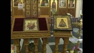 Частица мощей святителя Иннокентия Иркутского будет храниться в соборе Лесосибирска