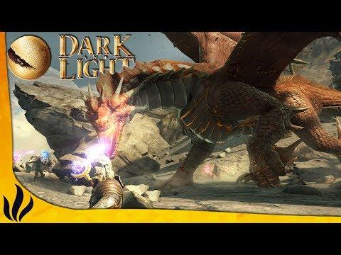 Dark and Light FR - LE SUCCESSEUR DE ARK ? AVEC DE LA MAGIE !