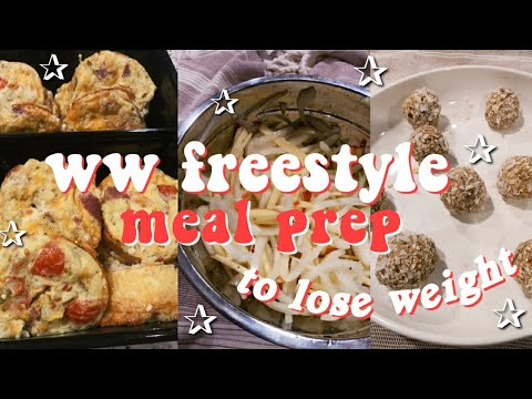 weekly-ww-freestyle-meal-prep-for-weight-loss-|-salsa-verde-egg-bites,-oatmeal-balls,-&-more