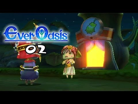Let's Play Ever Oasis 02: Open House