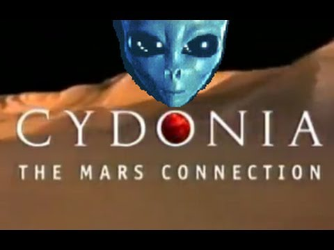 CYDONIA - The Mars Connection. UFO Diaries