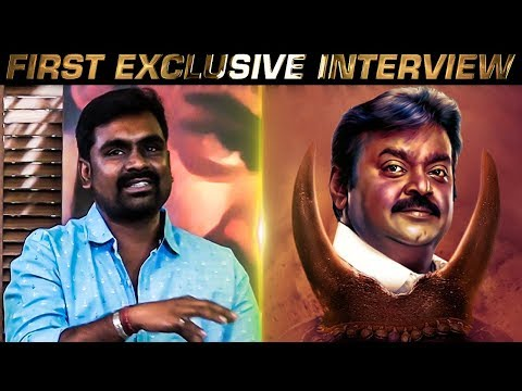Vijayakanth's cameo in Madura Veeran? - Director PG Muthiah Answers | Santhosh Dhayanidhi
